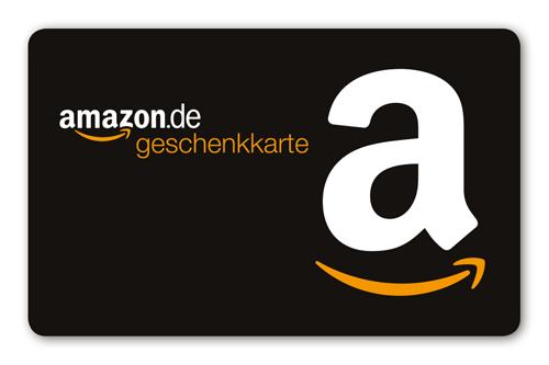 Amazon Geschenkguthaben
