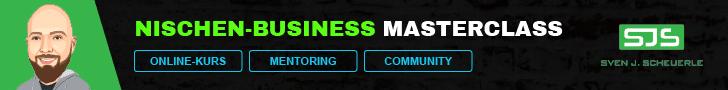Nischen-Business - MASTERCLASS
