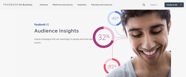 Finde heraus ob deine Nischen-Idee profitabel ist - Facebook Audience Insights